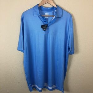 NWT Callaway golf polo shirt Large